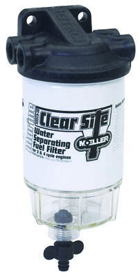 SCEPTER Clear Site Water Separating Fuel Filter N/A  Part# 033314-10