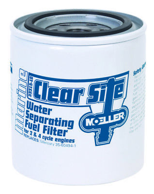 SCEPTER Clear Site™ Replacement Fuel FIlter  Part# 033315-10