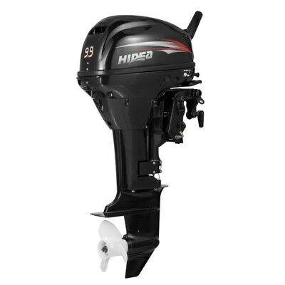 HIDEA 9.9 HP Outboard Engine, Short Shaft  Part# HDF9.9HS