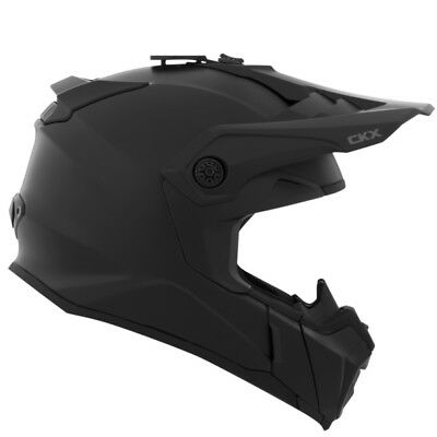 CKX Titan Off-Road Modular Helmet, Summer Solid - Sold separately  Part# 507666#