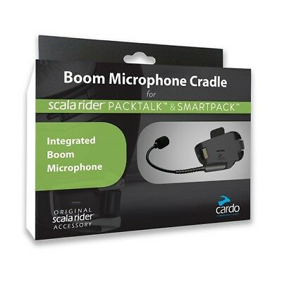 SCALA RIDER Integrated Boom Headset for Packtalk & Smartpack  Part# SPPT0002