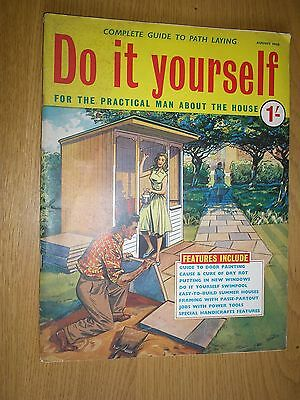 Vintage do it yourself magazine august 1960 599 picclick uk vintage do it yourself magazine august 1960 solutioingenieria Gallery