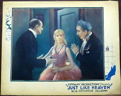 Anita Louise 1930 Original Lobby Card Just Like Heaven Art Deco Dance Outfit