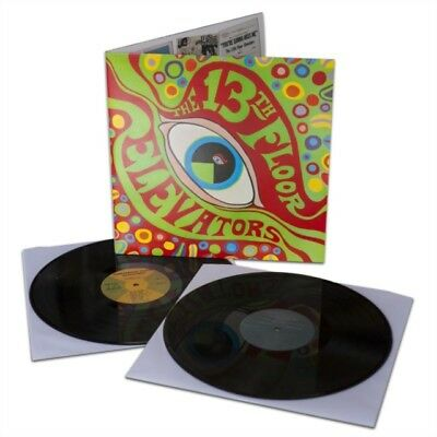 The Psychedelic Sounds Of The 13th Floor Elevators [VINYL], 08034...
