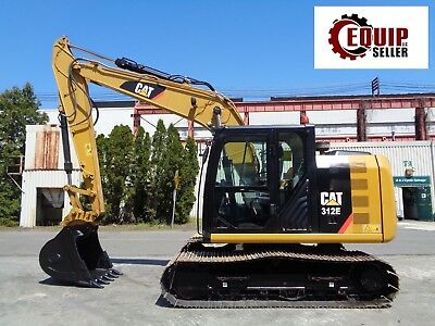 2015 Caterpillar 312E Crawler Excavator Loader - Diesel - Low Hours