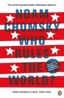 Who Rules the World? by Noam Chomsky 9780241189450 (Paperback, 2017)