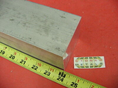 "2-3/4"" X 2-3/4"" ALUMINUM 6061 SQUARE SOLID BAR 24"" long T6511 Flat Mill Stock"