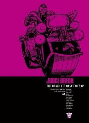 Judge Dredd: Complete Case Files v. 5 by John Wagner 9781905437085
