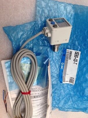 SmC ISE30 ISE80-02-T R1/4  -0.1Mpa to +1Mpa digital pressure switch