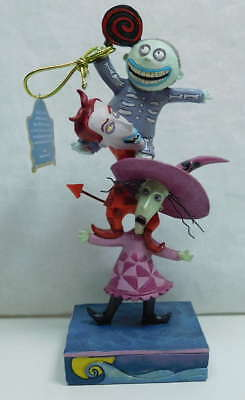 Disney Enesco Nightmare before Christmas 4057952 Lock Shock and Barrel Shore