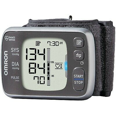 OMRON(R) BP654 Omron(R) 7 Series Bluetooth(R) Wrist Blood Pressure Monitor