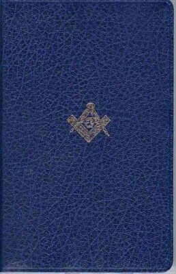 The Masonic Bible King James Version (KJV) 9780007189526