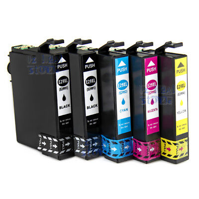 5x 29XL 29 XL ink For Epson Expression Home XP235 XP332 XP335 XP245 XP442