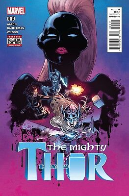 MIGHTY THOR #9, New, First print, Marvel Comics (2016)
