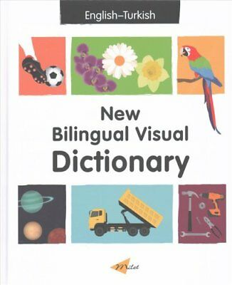 New Bilingual Visual Dictionary English-turkish by Sedat Turhan (Hardback, 2017)