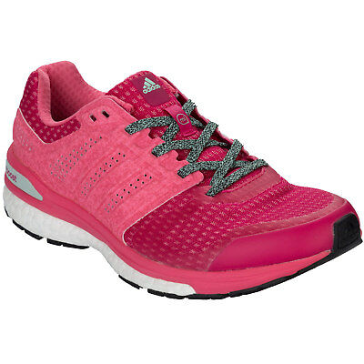 bbd7e4e43711d ... coupon for womens adidas supernova sequence boost 8 running shoes in  bold pink 1d819 44b13 ...