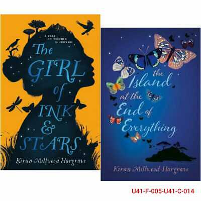 The Girl Of Ink And Stars Kiran Millwood Hargrave 9781910002742