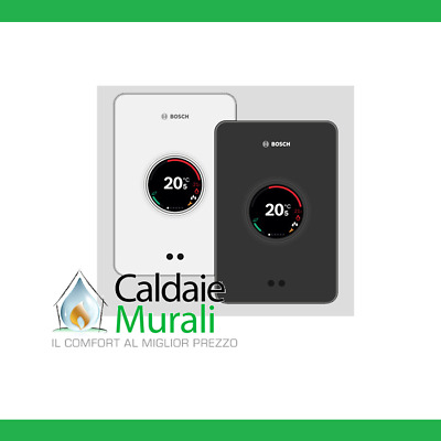 Thermostat Junkers Bosch Smart Easycontrol CT200 Blanc