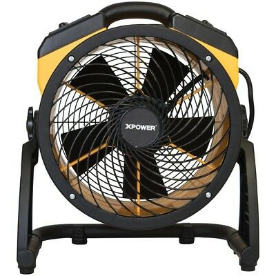 XPOWER FC-100 4-Speed Pro Air Circulator Utility Fan