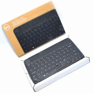 Dell Venue 8 Pro 5830 Tablet Wireless BlueTooth Keyboard & Case HP4GD 0HP4GD New