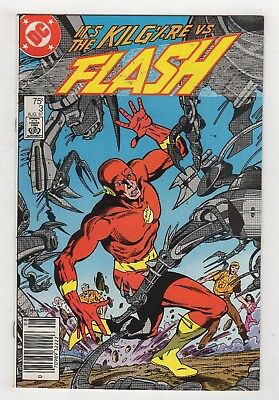 DC Comics Flash #3 Copper Age