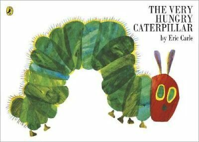 The Very Hungry Caterpillar by Eric Carle 9780241003008 (Board book, 1994)
