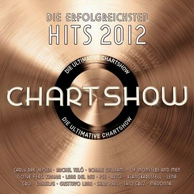 Various - Die Ultimative Chartshow-Hits 2012