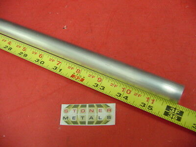 "3/4"" OD x .065"" Wall 6061 T6 ALUMINUM Round Tube 36"" long .622"" ID Seamless"