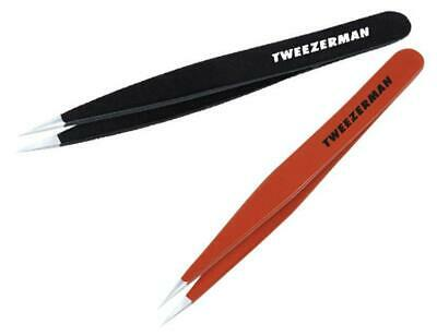 Tweezerman Professional Point Tweezer 1241 - CP Stainless Steel Choose One NEW!