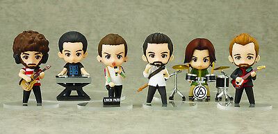 Linkin Park Nendoroid Petit Figure Set Good Smile Chester Bennington New Mint