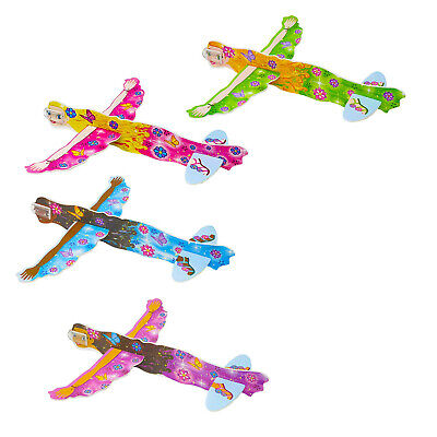 Fairy Flying Plane Gliders Ideal Party Bag Fillers / Children Toys / Game Prizes