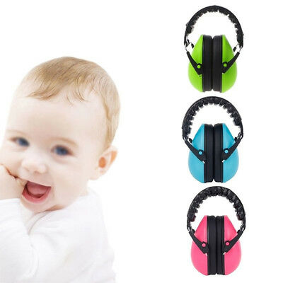 Folding Ear Muffs Earmuff Hearing Protection Noise Reduction Defenders 32dB AU