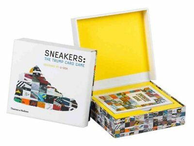 Sneakers: The Trump Card Game by U-Dox 9780500420188 (Multiple copy pack, 2015)