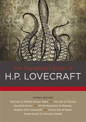 The Complete Fiction of H. P. Lovecraft by H. P. Lovecraft 9780785834205