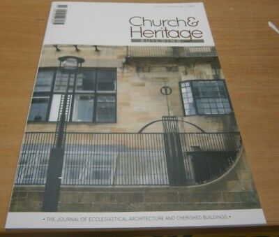 Church & Heritage Building magazine #171 May/Jun '18 Ecclesiastical Architecture