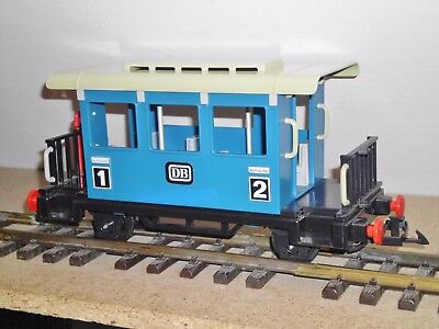 Playmobil Waggon No. 29 / Piko LGB Spur 45 mm