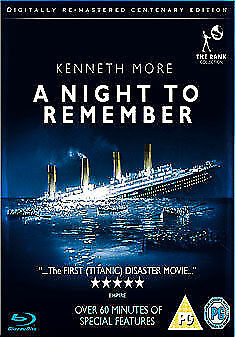 A Night To Remember Blu-Ray NEW BLU-RAY (3711535153)