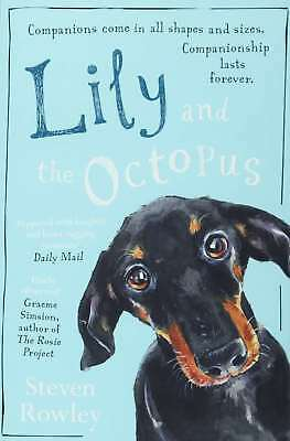 Lily and the Octopus, Rowley, Steven, New condition, Book