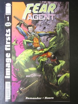 Fear Agent #1 - Image First - May 2018 - Image Comics # 12D68