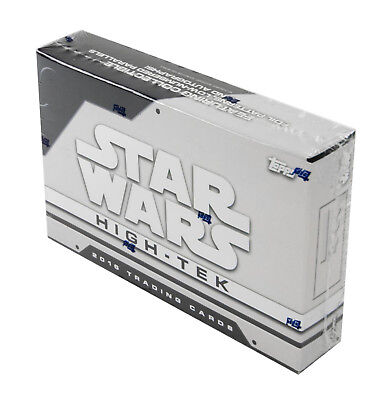 2017 Topps Star Wars High Tek Hobby Box New/Sealed ON SALE