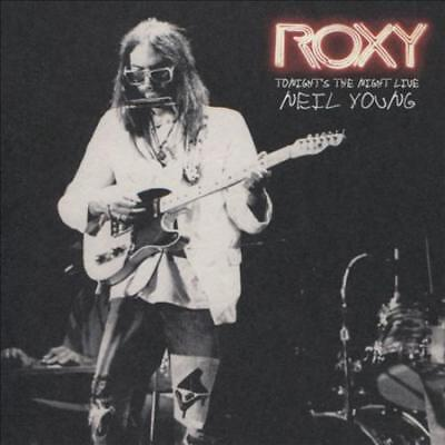 Neil Young - Roxy: Tonight's The Night Live * New Cd