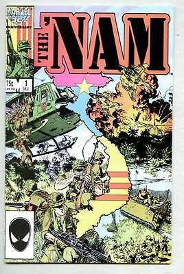 'Nam #1-1986 nm- The Nam / Michael Golden / Vietnam 1st version