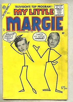 My Little Margie #7-1955 vg/gd  Gale Storm TV Series