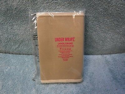 New Under Wrapz Belly Shaper Nude Pregnancy Band by Makers of Belly Bandit LARGE