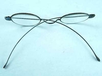 Pair Of Early 19th Century Wire Eye Glasses Spectacles