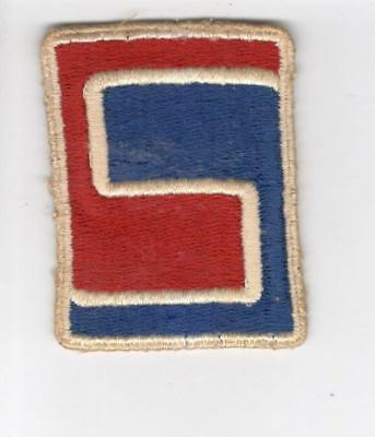 WW 2 US Army 69th Infantry Division Patch Inv# C453