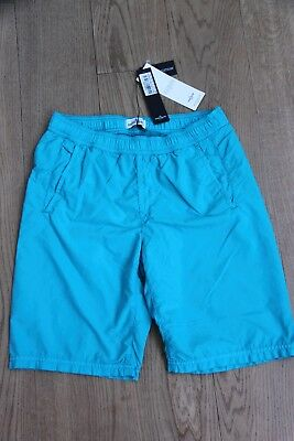 Stone Island water reactive boys swimming trunks age 14