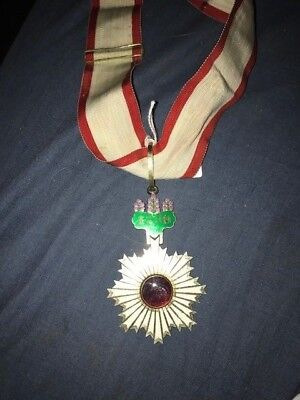Decoration Medaille