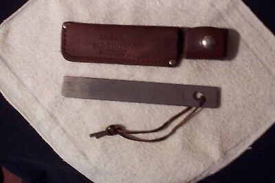 Schrade Old Timer Vintage Honesteel Hs1 Made In The Usa Used Excellent Condition