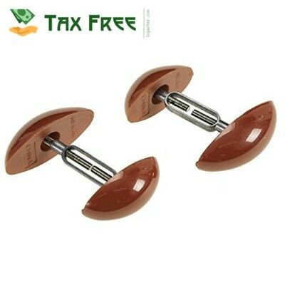 MEDca Shoe Stretcher Sold As a Pack of 2 BROWN Color